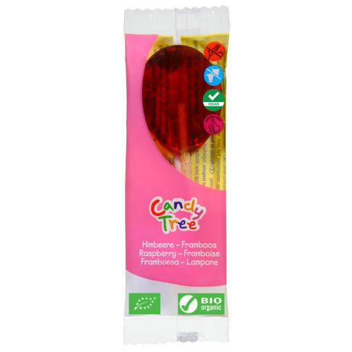 Candy Tree Frambozen Lolly (enkel)