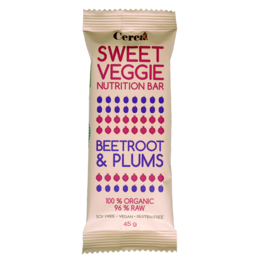 Sweet Veggie Biet & Pruim Reep