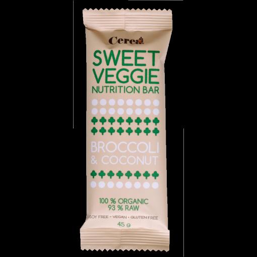 Sweet Veggie Broccoli & Kokos Reep
