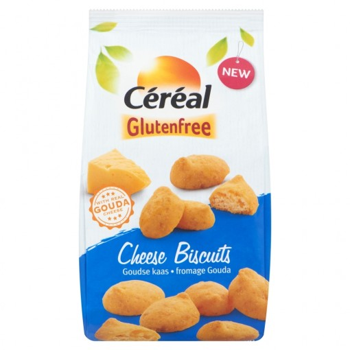 Céréal Cheese Biscuits