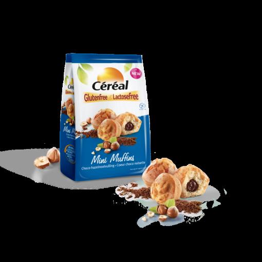 Céréal Mini Muffins Hazelnoot