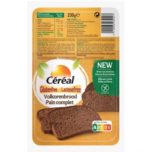 Céréal Volkorenbrood
