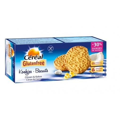 Céréal Koekjes Citroen & Kokos