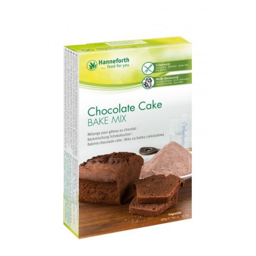 Hanneforth Chocolade Cake Bakmix