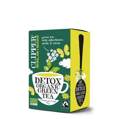 Clipper Detox Green Tea