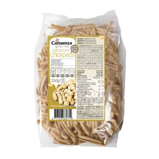 Consenza Kikkererwten Pasta