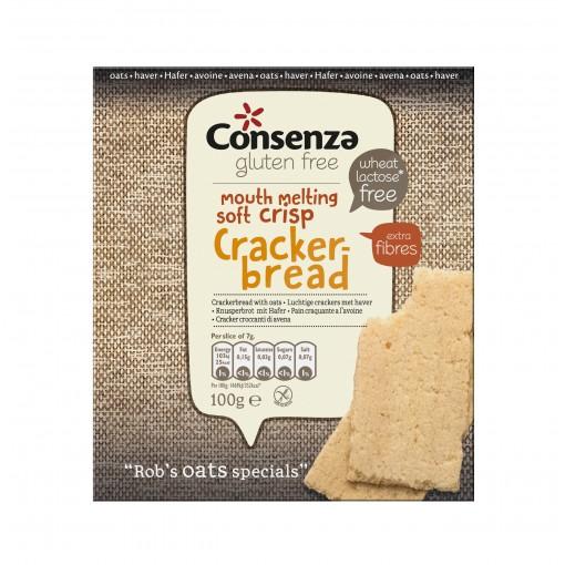 Consenza Luchtige Crackers Met Haver (T.H.T. 18-02-2020)