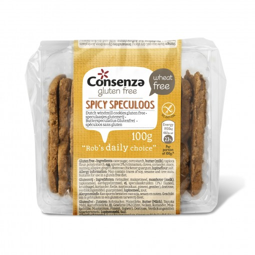Consenza Speculaasjes