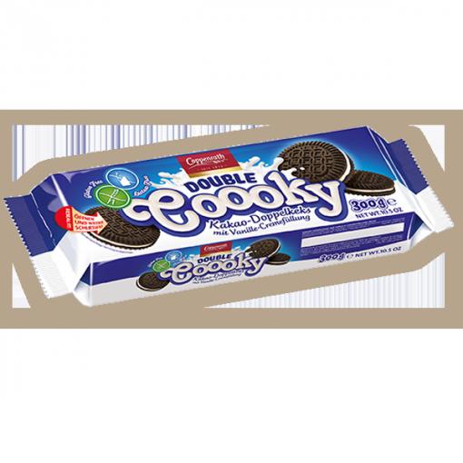 Coppenrath Chocoladekoekjes Met Vanillecrèmevulling