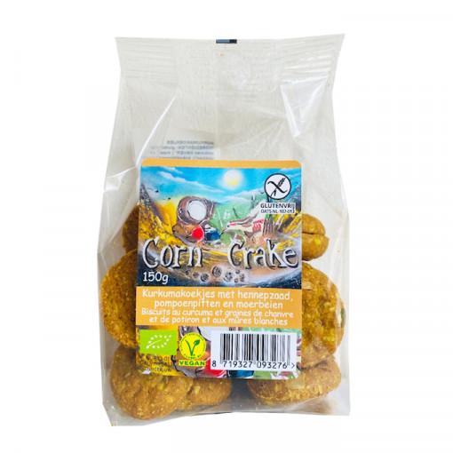 Corn Crake Kurkumakoekjes