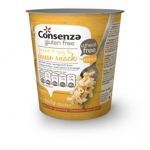 Consenza Instant Pasta Kaas
