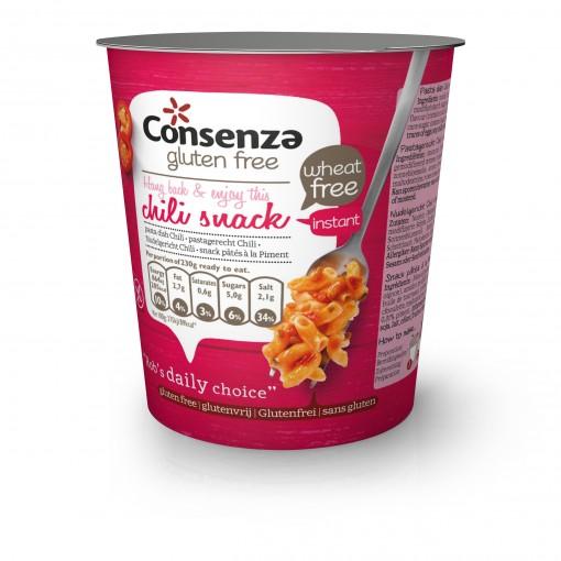 Consenza Instant Pasta Chili