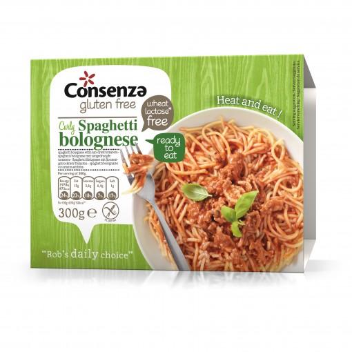 Consenza Spaghetti Bolognese