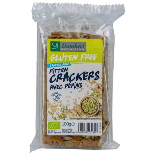 Damhert Hartige Crackers Pitten