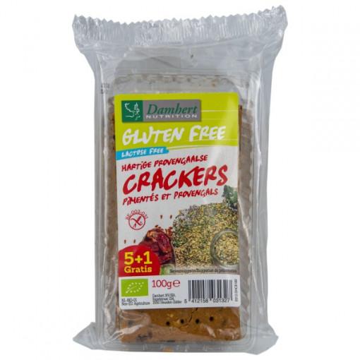 Damhert Hartige Crackers Provençaals