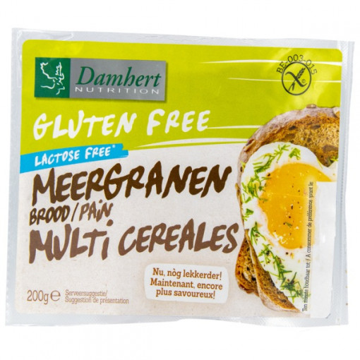 Damhert Meergranen Brood