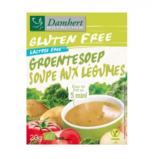 Damhert Groentesoep