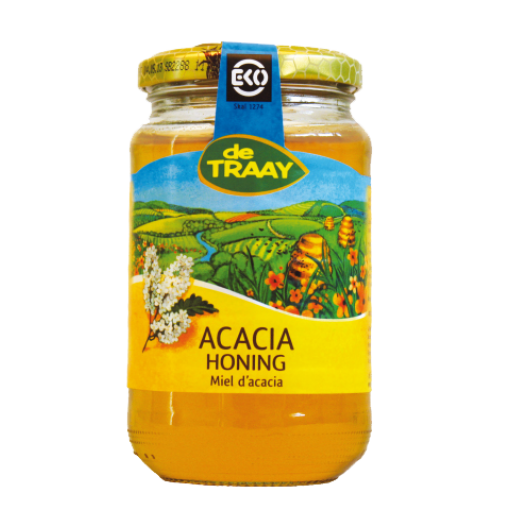 Acacia Honing Biologisch 900 gram