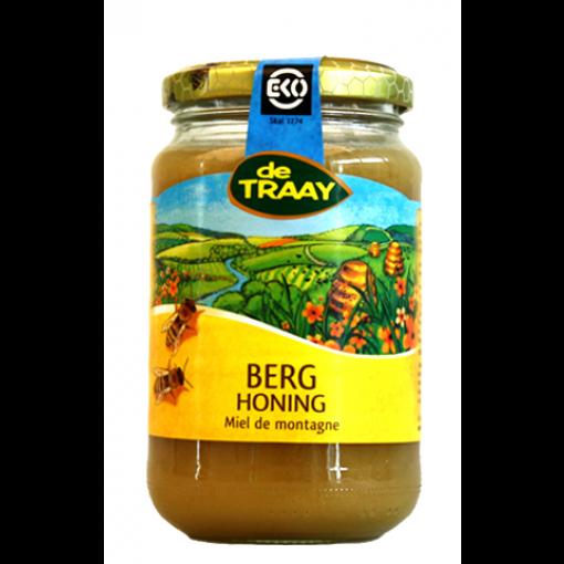 De Traay Berg Honing Biologisch