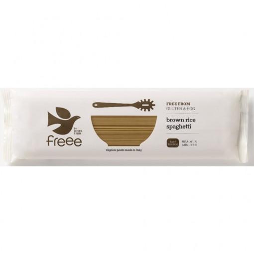 Doves Farm Bruine Rijst Spaghetti
