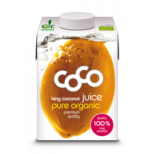 Dr. Martins Coco Juice King Coconut