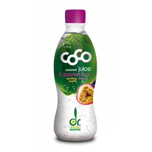 Dr. Martins Coco Juice Passion Fruit (T.H.T. 20-09-2019)