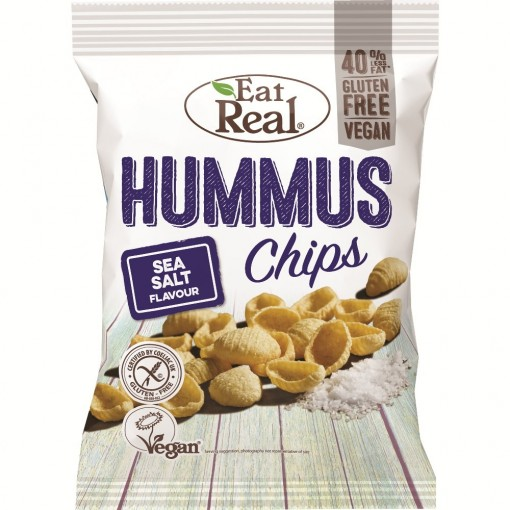 Eat Real Hummus Chips Zeezout