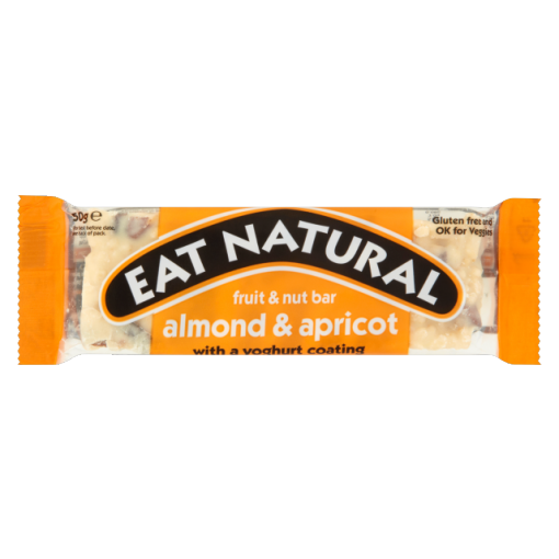 Almond & Apricot With A Yoghurt Coating Bar