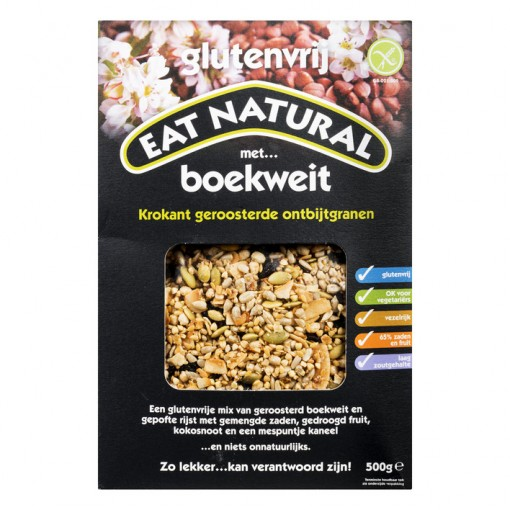 Eat Natural Boekweit Ontbijtgranen