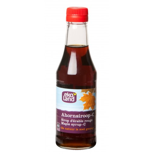 Ekoland Ahornsiroop C 240 ml