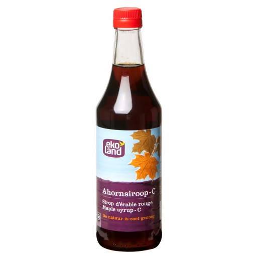 Ekoland Ahornsiroop C 500 ml