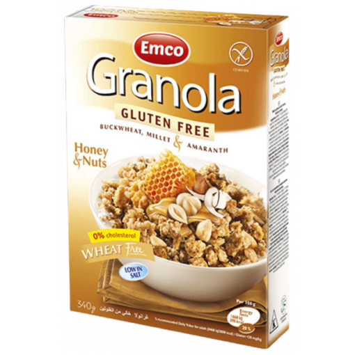 Emco Granola Honey Nuts