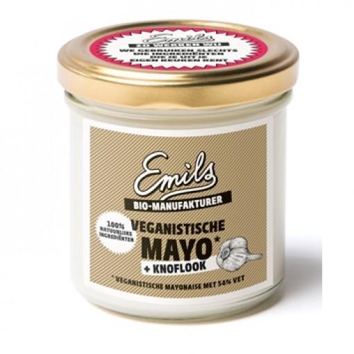 Emils Veganistische Mayo Knoflook