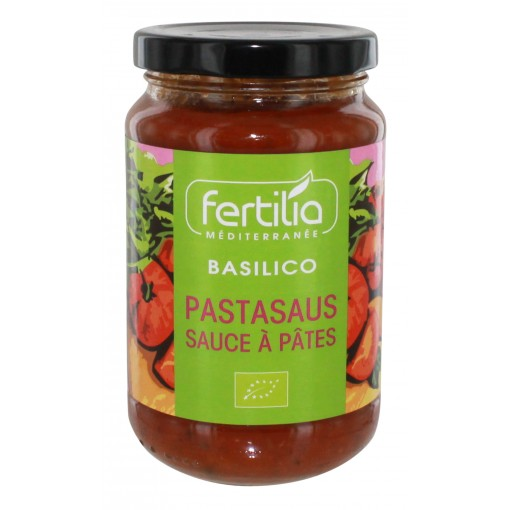 Fertilia Pastasaus Basilico