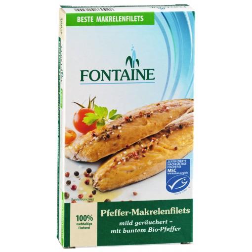 Fontaine Makreelfilet Met Pepers