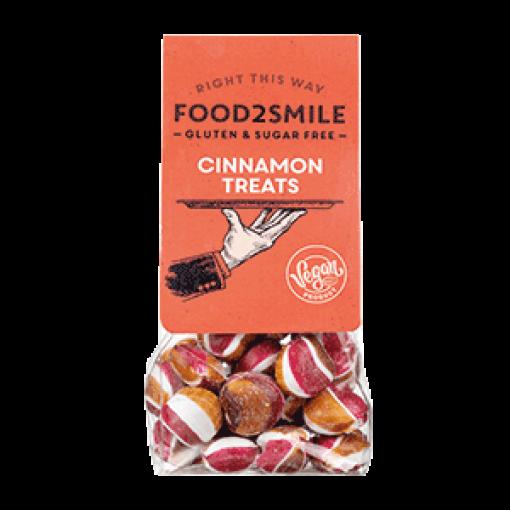 Food2Smile Cinnamon Treats