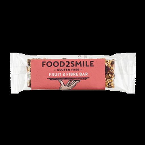 Food2Smile Fruit & Fibre Bar
