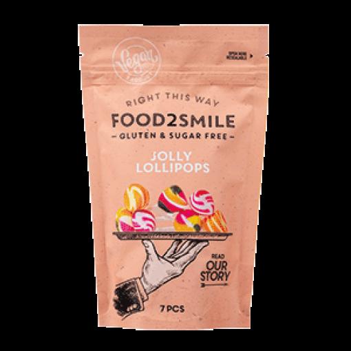 Food2Smile Jolly Lollipops