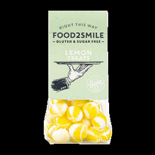Food2Smile Lemon Treats
