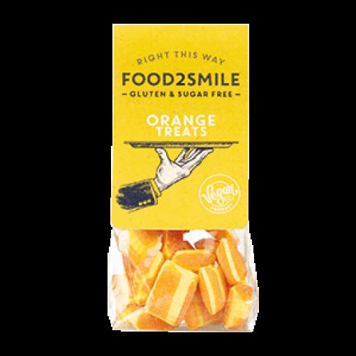 Food2Smile Orange Treats