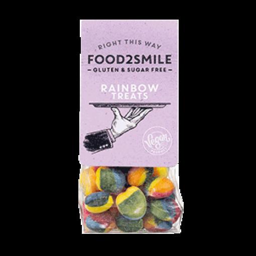Food2Smile Rainbow Treats