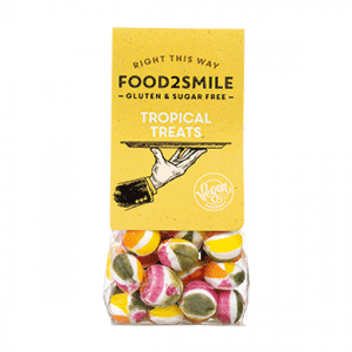 Food2Smile Tropical Treats