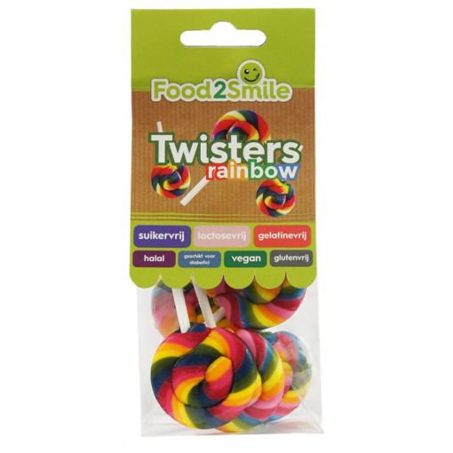 Food2Smile Twisters Rainbow