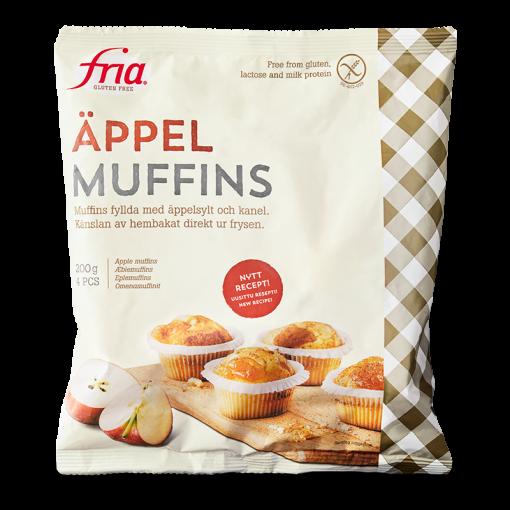 Fria Muffins Appel