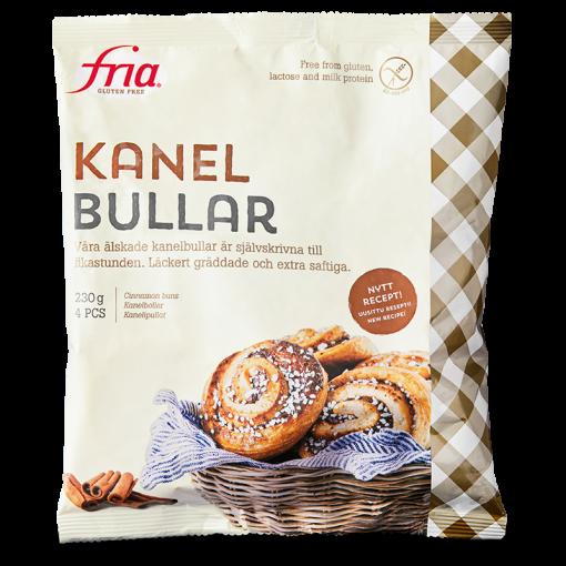Fria Kaneelbroodjes