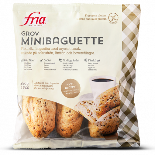 Fria Minibaguette Vezelrijk