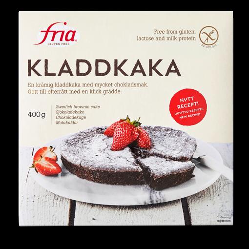Fria Zweedse Chocoladecake