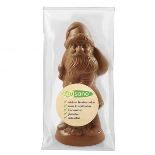Frusano Chocolade Kerstman Lactosevrij