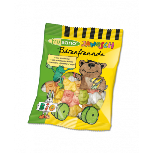Frusano Gummibeertjes zonder Gelatine