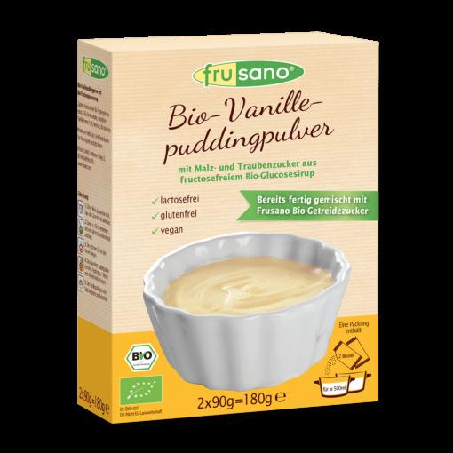 Frusano Puddingpoeder Vanille